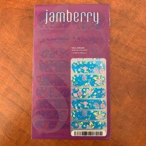 Jamberry September 2015 Hostess Wrap. Full sheet.